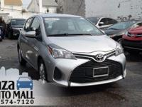 Recent Arrival! Certified. 2015 Toyota Yaris LE Classic