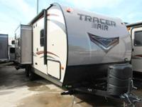 2015 Tracer 238AIR 2015 Tracer 238AIR Travel Trailer