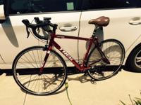 2015 Trek Road Bike, 1.1 Alpha, just bought it 2 weeks