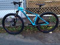 2015 Trek X-Caliber 9 29er for sale, the size is