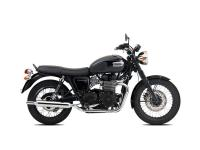 2015 Triumph Bonneville T100 - Black Ride the old