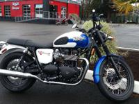 the Limited Edition Bonneville T214 incorporates