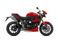 The Speed Triple is the urban icon for attitude
