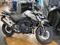 2015 Triumph Tiger Explorer XC ABS Great color! With a