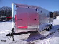 (989) 607-4841 ext.613 7' x 24' Enclosed Snowmobile