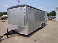 (989) 607-4841 ext.61 8.5' x 20' Enclosed Auto Hauler