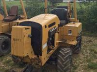 Trenchers Heavy-Duty Trenchers 4192 PSN . 2015 Vermeer