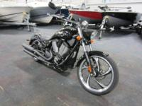 2015 VICTORY VEGAS 8-BALL DEMO WITH ONLY 1,575 MILES