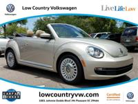 2015 Volkswagen Beetle 1.8T **VW CERTIFIED !!! 24 MONTH