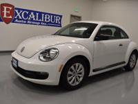 Options:  2015 Volkswagen Beetle 1.8T Classic 35K