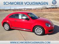 This 2015 Volkswagen Beetle Coupe 1.8T Classic is