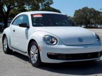 Options:  2015 Volkswagen Beetle Coupe 1.8T