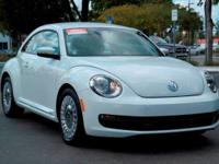 Options:  2015 Volkswagen Beetle Coupe 1.8T|Pure