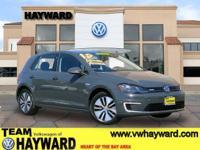 Options:  2015 Volkswagen E-Golf Sel Premium Hatchback