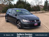 You can find this 2015 Volkswagen Golf GTI S and many