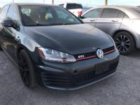 Options:  2015 Volkswagen Golf Gti 2.0T|Awesome!! New