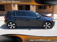 Options:  2015 Volkswagen Golf Gti Se|This 2015