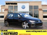 Options:  2015 Volkswagen Golf R R Hatchback