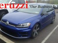 THIS IS NOT YOUR GRANDFATHERS CAR.THIS GOLF R IS THE