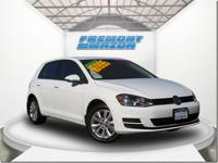 2015 Volkswagen Golf Tdi Se Hatchback 4 Dr. ,What a
