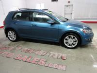 ONE-OWNER, AUTO, 2.0L DIESEL, HEATED LEATHER SEATS,