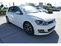 Check out this 2015 Volkswagen Golf TSI SE. Its