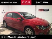 DCH VALUE CERTIFIED Volkswagen QUALITY, ONE OWNER,