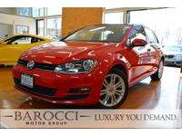 Now for sale is a great one owner 2015 Volkswagen Golf