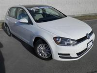 Golf TDI SE 4-Door, 2.0L I4 TDI Diesel Turbocharged