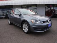 2015 Volkswagen Golf Gray New Price! 31/43mpg The #1