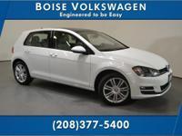 Recent Arrival! 45/30 Highway/City MPG At VW Audi Boise