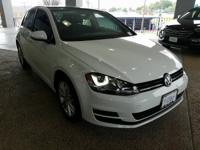 Tried-and-true, this Used 2015 Volkswagen Golf TDI SE