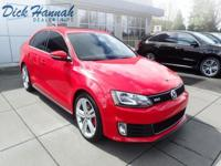 ONE OWNER  2.0 Liter GLI  SEL w/ Navigation System