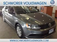 You can find this 2015 Volkswagen Jetta Sedan 2.0L S