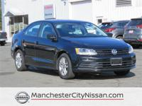 ONE OWNER, Jetta 2.0L S, 4D Sedan, 2.0L I4 SOHC,