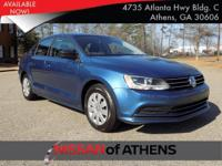 Check out this 2015 Volkswagen Jetta Sedan 2.0L S