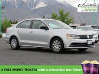 This 2015 Volkswagen Jetta Sedan will sell fast
