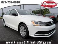 Check out this 2015 Volkswagen Jetta Sedan 2.0L S. Its