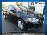 1 OWNER, CERTIFIED, SUPER CLEAN JETTA S WITH TECHNOLOGY