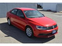 We are excited to offer this 2015 Volkswagen Jetta