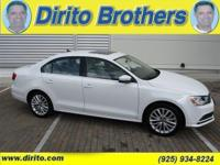 WOW! This Jetta has been meticulously maintained and is