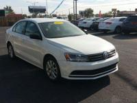 This outstanding example of a 2015 Volkswagen Jetta