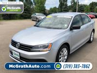 Discerning drivers will appreciate the 2015 Volkswagen