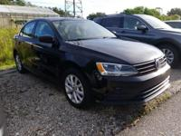 CARFAX One-Owner. Clean CARFAX. Black 2015 Volkswagen