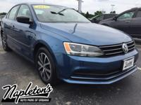 Recent Arrival! 2015 Volkswagen Jetta in Blue,
