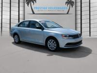 Check out this 2015 Volkswagen Jetta Sedan 1.8T SE. Its