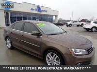 New Price! CARFAX One-Owner. Clean CARFAX. Brown 2015