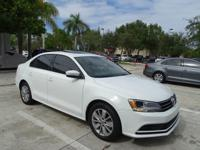 VW Certified Preowned. 2014 VW Jetta TDI with DSG