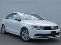 2015 Volkswagen Jetta 2.0L TDI SE, Certified, CARFAX 1