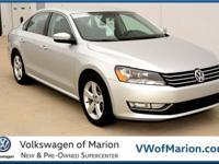 Introducing our 2015 Volkswagen Passat 1.8T has aced